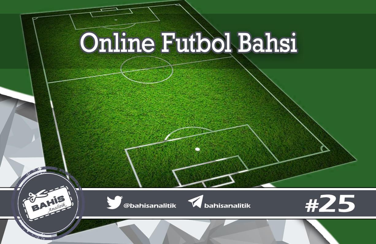 Online Futbol Maçlarına Bahis Almak