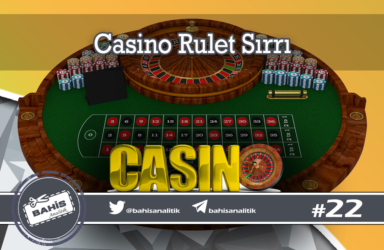 Kazandıran Casino Rulet Sırları