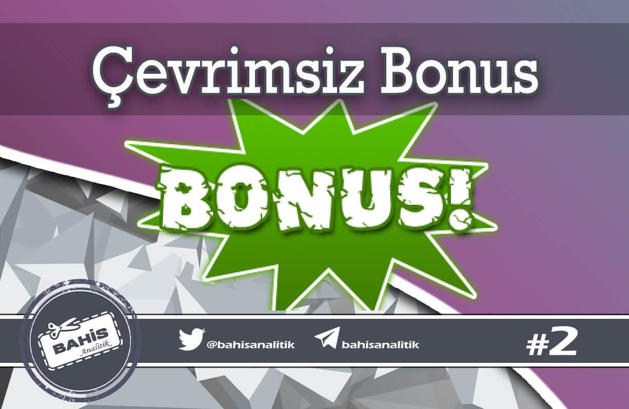 Çevrimsiz Bonus Ne Demek?